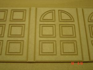 Sample Door engraving
